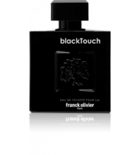 Eau de toilette Black Touch 50ml