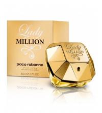 Lady Million Eau De Parfum 80ml