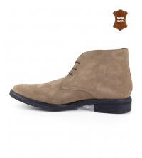 Bottine Homme Beige
