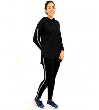 Jogging pour femme Noir