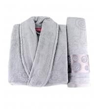 coffret cap de bain +serviette