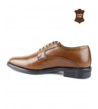 Chaussures à lacets MARRON
