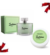 Lot Cadeau Femme - Parfum Extrême 50ml - Crème de corps 30ml