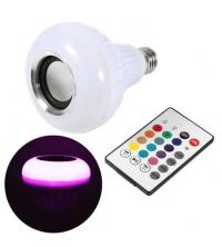 LED LAMPE BLUETOOTH 2EN 1