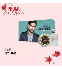 Coffret Cadeau Homme Parfum Homme Moderne 30ml et Savon Miracle