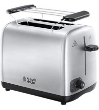 russell hobbs Grille pain Adventure 2s Toaster Brushed