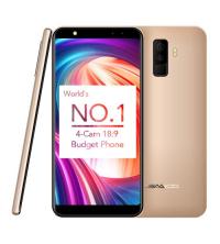 Smartphone Leagoo M9 : Quad Cam Full Screen