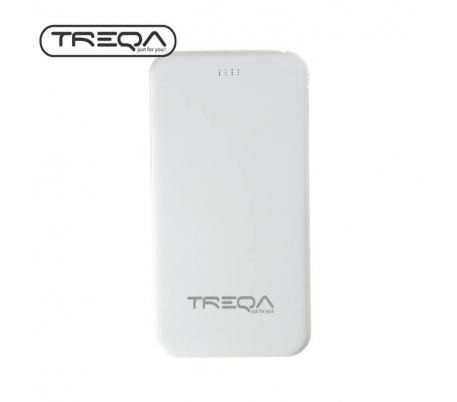 POWER BANK TREQA -6000mAh Blanc