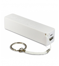 PowerBank 2600mAh - Blanc