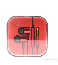 Métal Xiaomi Écouteurs Universel - Rouge