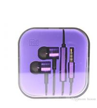 Métal Xiaomi Écouteurs Universel - Mauve