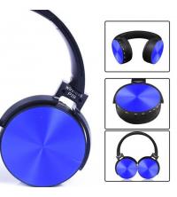 CASQUE BLUETOOTH P39 4.2 + EDR STEREO EXTRA BASS - Bleu