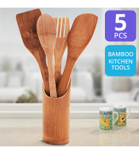 Bambo kitchen Tools 5 in 1