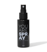 Spray fixant