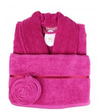 Coffret cape de bain +serviette