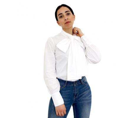 Chemise pour femme Blanc