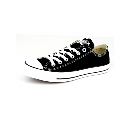 All Star Converse - Ox - Tennis - Noir M9166C