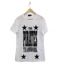 T-shirt Pour homme Blanc