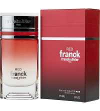 Franck olivier RED EDT 75ML