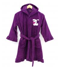 Cap de Bain pour enfant violet