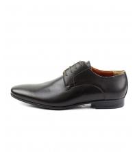 Chaussures classique à lacets Marron