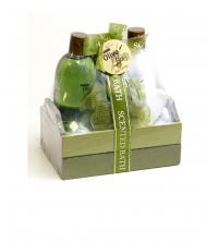 Panier-cadeau IDC Institute Huile d'olive