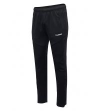 Pantalon de sport fonctionnel avec chevrons et détail en maille