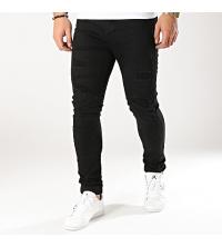 Pantalon -Jean - Noir