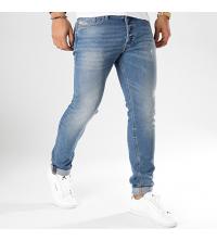 Pantalon -Jean - Bleu