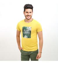 T-Shirt Cuba LIbra