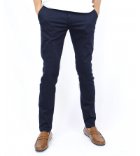 Pantalon Macco Homme Bleu Marine