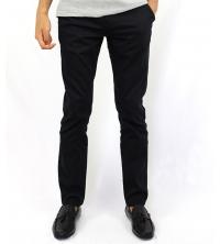 Pantalon Macco Homme Noir