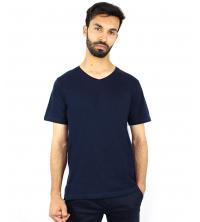 T-shirt pour Homme Bleu Marine