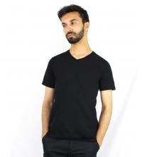 T-shirt pour Homme Noir