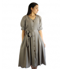 Robe pour femme Taupe