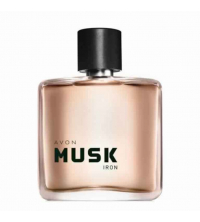 Parfum Homme - Musk Iron - 75ml