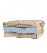 Paniers de Rangement Rectangulaire Jardin Garden