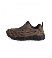 Chaussure unisexe marron