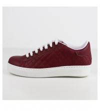 Chaussure femme Rouge bordeaux