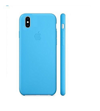 Coque silicone case pour iPhone XS Max