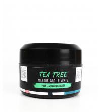 Masque Argile verte Tea Tree