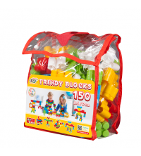 150 PCS de Blocs de construction