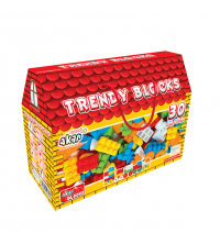 LEGO BLOCKS Tendance- 30 PCs
