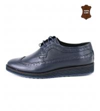 Chaussure classique Homme Bleu