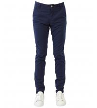 Pantalon Homme Macco Bleu