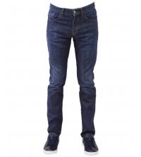 Jean Homme Brut Bleu coupe droite
