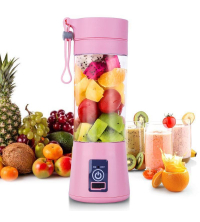 Mixeur à Smoothie Portable Rose