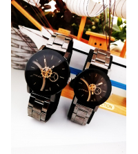 montre couple chic