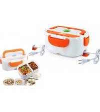 Lunch box électrique électrique de chauffe-plat avec prise électrique