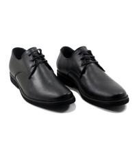 Chaussures - Touristique - Cuir - Noir